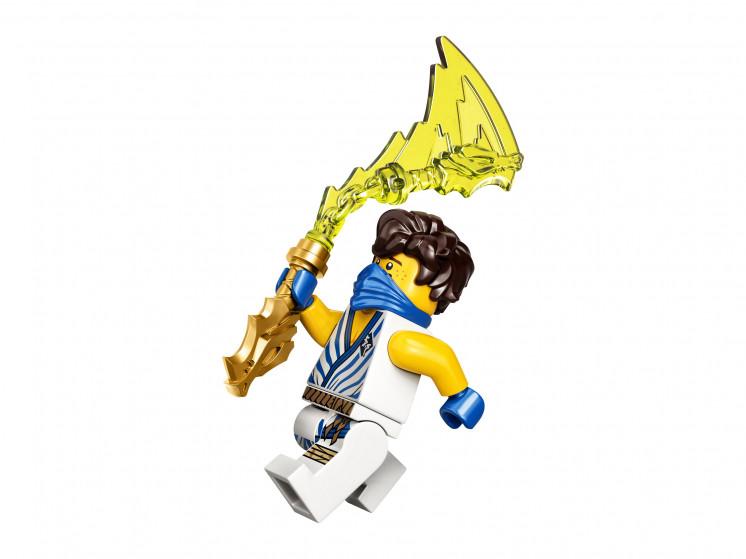 LEGO NINJAGO 71732 Легендарные битвы: Джей против воина-Серпентина, конструктор ЛЕГО - фото 5