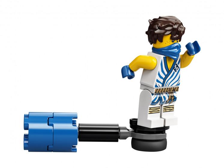 LEGO NINJAGO 71732 Легендарные битвы: Джей против воина-Серпентина, конструктор ЛЕГО - фото 7