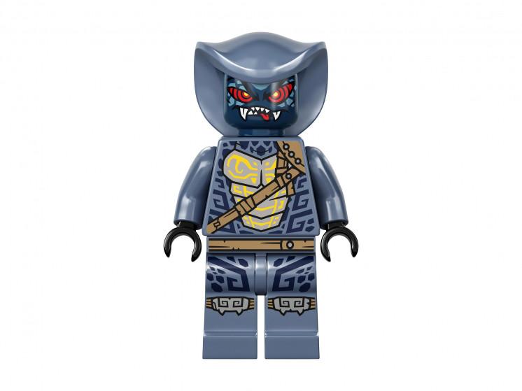 LEGO NINJAGO 71732 Легендарные битвы: Джей против воина-Серпентина, конструктор ЛЕГО - фото 9