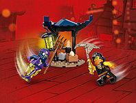 LEGO NINJAGO 71733 Легендарные битвы: Коул против Призрачного Воина, конструктор ЛЕГО