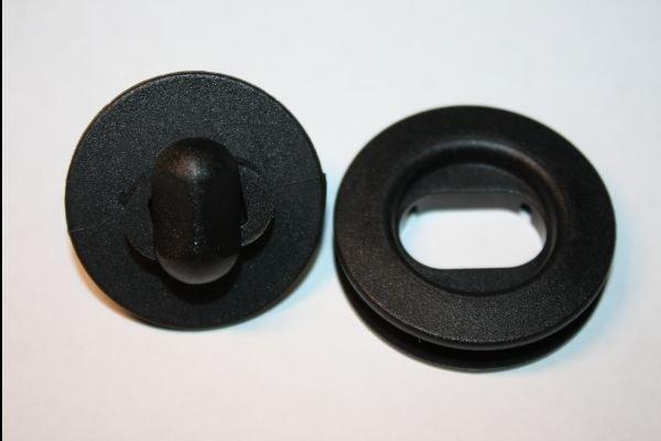 Крепеж ковров для Toyota (комплект 2 шт.)