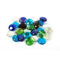 МАРБЛС стеклянные камни 30-33 мм