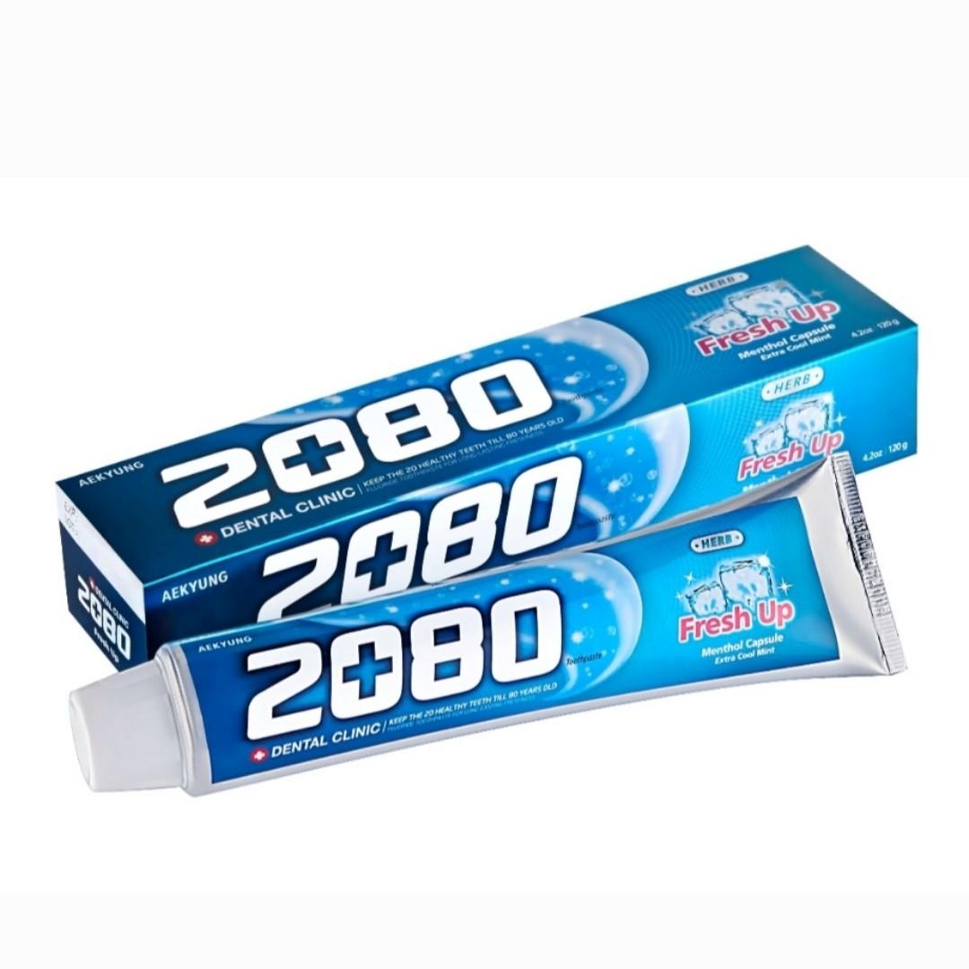 Освежающая зубная паста Dental Clinic 2080 Fresh Up Toothpaste