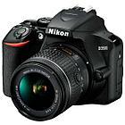 Фотоаппарат зеркальный Nikon D3500 Kit 18-55 non VR