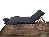 Массажный стол складной с регулировкой наклона, с чехлом X-015