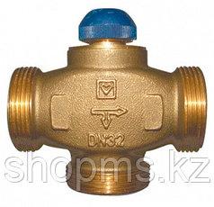 """Клапан трехходовой термостатический HERZ CALIS-TS-RD 1 1/4"""" распределительный (арт.1776140)"""