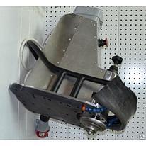 Кантофрезер электрический на водяной подушке, 2 кВт
