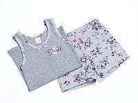 Batik Комплект (майка + шорты) для девочек (02004_BAT)