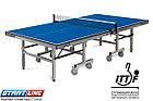 Теннисный стол Start Line Champion 25 мм, кант 50 мм, без сетки, фото 5