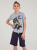 Batik Комплект (Футболка+шорты) для мальчика (02325_BAT)