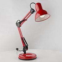 Настольная лампа MT-811 красного цвета