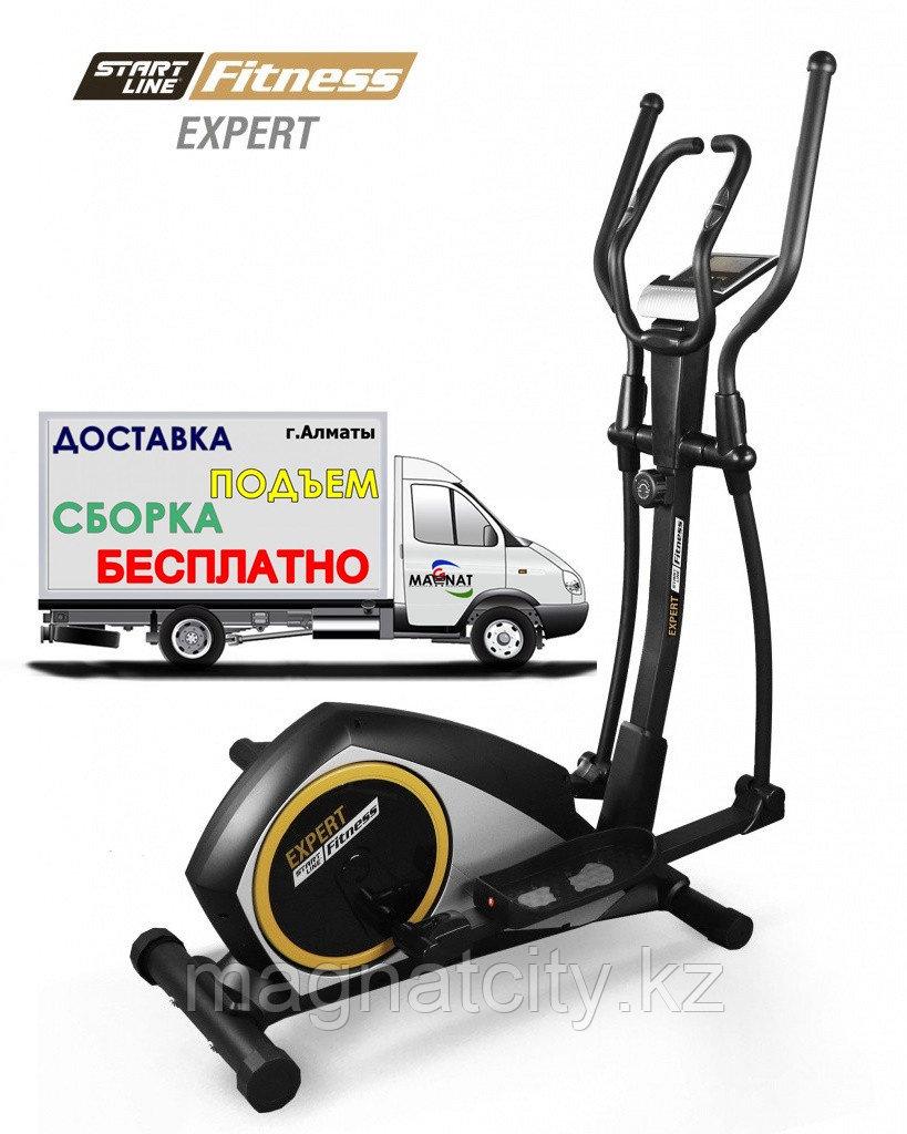 Эллиптический тренажер Expert SLF (Доставка+Сборка)