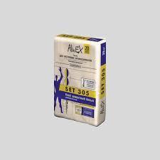Цементный клей белый AlinEX «SET 305» купить в Казахстане