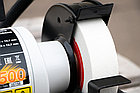 BKL-1500 обдирочно-шлифовальный станок с подсветкой, фото 4
