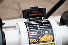 BKL-1500 обдирочно-шлифовальный станок с подсветкой, фото 6