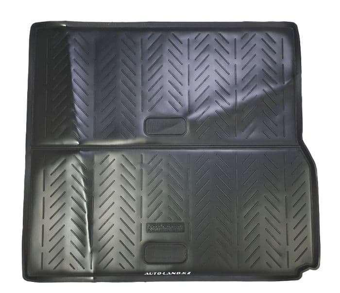 Коврик в багажник Lada Vesta (2017-2021) с фальшполом SW (в т.ч.Cross)