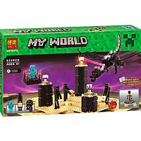 """Конструктор Bela 10178 """"Minecraft"""", 632 детали"""