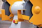 Двухдисковый шлифовальный станок с пылесосом BKL-3000, фото 5