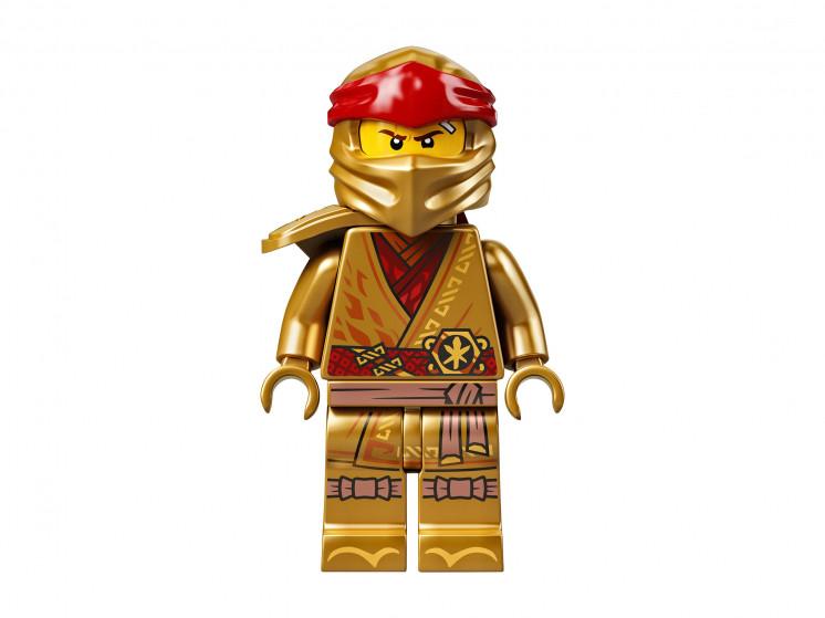 LEGO NINJAGO 71736 Скорострельный истребитель Коула, конструктор ЛЕГО - фото 8