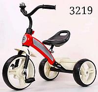 Трехколесный велосипед для самых маленьких 3219