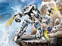 LEGO NINJAGO 71738 Битва с роботом Зейна, конструктор ЛЕГО