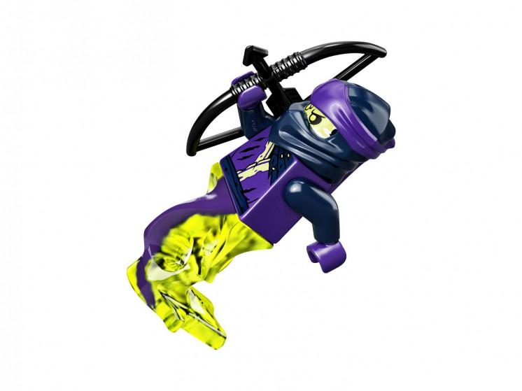 LEGO NINJAGO 71738 Битва с роботом Зейна, конструктор ЛЕГО - фото 7