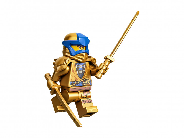 LEGO NINJAGO 71738 Битва с роботом Зейна, конструктор ЛЕГО - фото 9