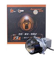 Bi-LED линзы + Laser от Aozoom (3 поколение) (комплект)