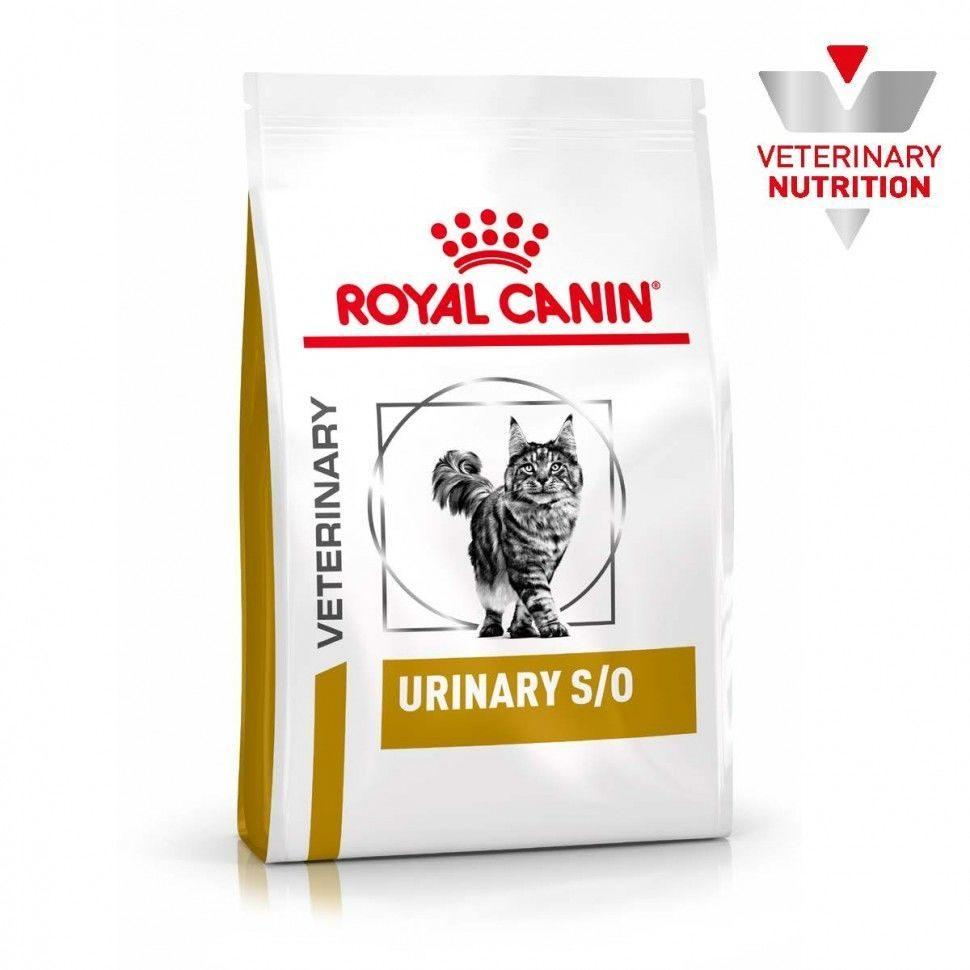 Роял Канин Уринари Сухой корм для кошек, 400 гр