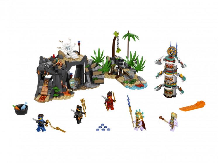 LEGO NINJAGO 71747 Деревня Хранителей, конструктор ЛЕГО - фото 3