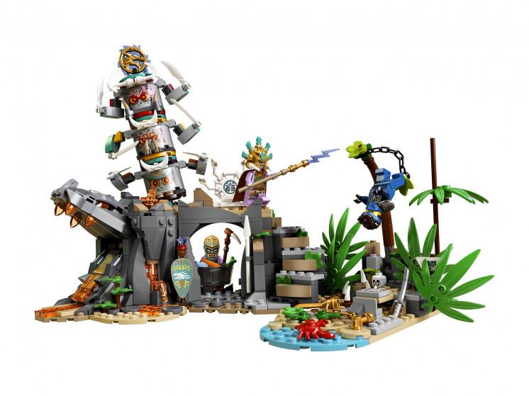 LEGO NINJAGO 71747 Деревня Хранителей, конструктор ЛЕГО - фото 5