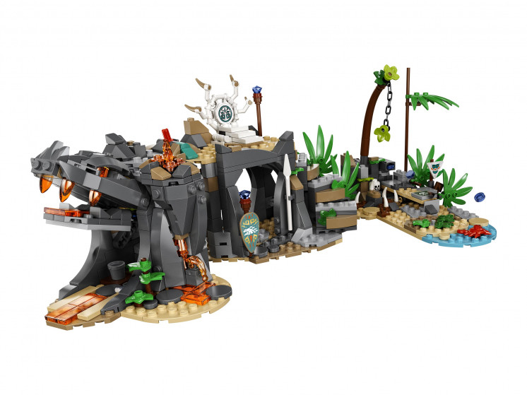 LEGO NINJAGO 71747 Деревня Хранителей, конструктор ЛЕГО - фото 7