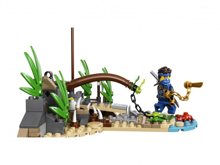 LEGO NINJAGO 71747 Деревня Хранителей, конструктор ЛЕГО - фото 8