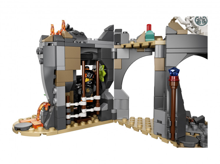 LEGO NINJAGO 71747 Деревня Хранителей, конструктор ЛЕГО - фото 9