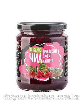 """Rudolfs / Джем фруктовый """"Organic"""" малина с семенами чиа 250гр"""