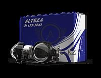 Светодиодные линзы Bi-Led Alteza mini GTR 2.8 (комплект)