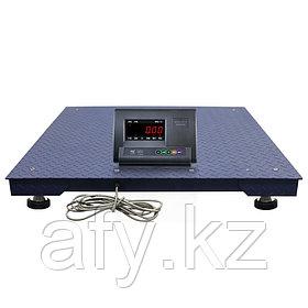 Напольные весы 1000 кг (1т) 100*100см