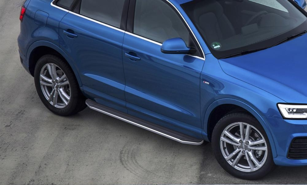 "Пороги ""Premium"" Audi Q3 (2011-2018)"
