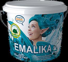 Акриловая эмаль на водной основе Emalika 1 кг  купить в Павлодаре
