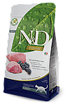 N&D ягненок, черника, уп.5кг