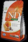 N&D сельдь, тыква, апельсин, уп.1,5кг.