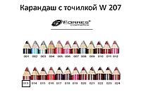 Карандаш с точилкой W207 №013 mocha