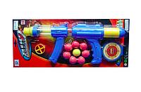 Детское оружие с шариками