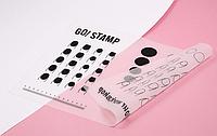 Защитный коврик для стемпинга Go Stamp