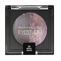 MAYBELLINE Тени Eye Studio Baked Duo 20 Волшебный лиловый