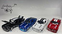 Коллекционные машинки Ford Mustang Shelby GT
