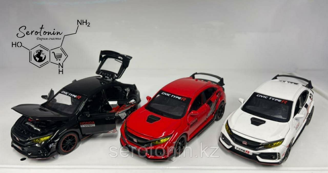 Коллекционные машинки Honda Civic