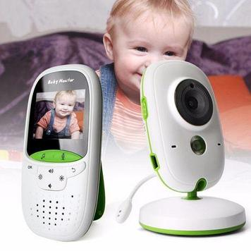 Видеоняня Video Baby Monitor VB 602