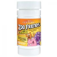 IHerb 21st Century Zoo Friends с витамином C № 60 жев таб