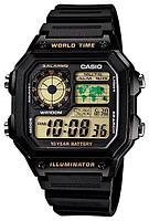 Наручные часы Casio AE-1200WH-1BVDF, фото 1